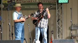 "Mike Compton / Will Kimble --- ""Steamboat Whistle Blues"""