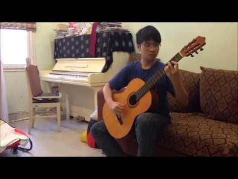 Etude No.4 - F. Sor (Học viên lớp Guitar Kim Chung)