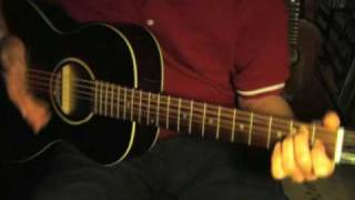 Blues in the key of E Lesson - Part 1 - Rocks and Gravel - Mance Lipscomb - TAB available -