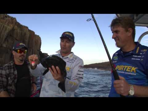 Fishing For Drummer In The Washes - REEL ACTION TV