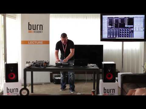 burn Residency 2014 Lecture - Trigger Finger Pro