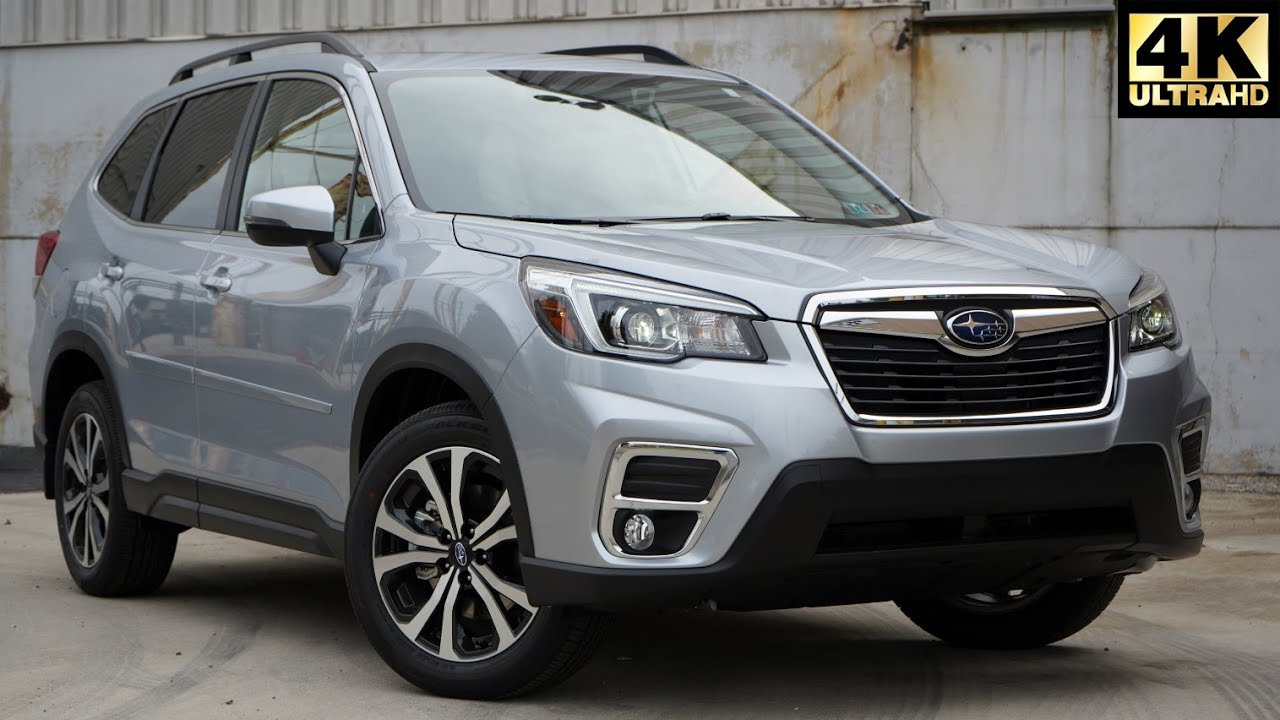 2020 Subaru Forester Release Date and Concept