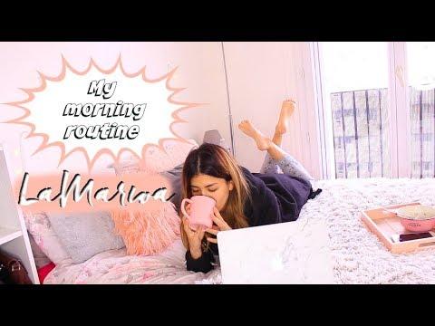 My Morning Routine - روتيني الصباحي |LaMarwa
