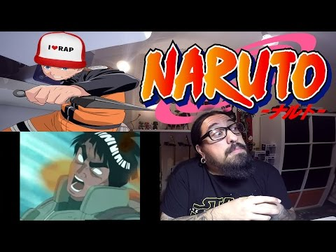 VI Seconds - Naruflow (The Best Naruto Rap Song) REACTION