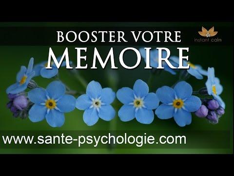 Booster votre mémoire - Séance d'hypnose