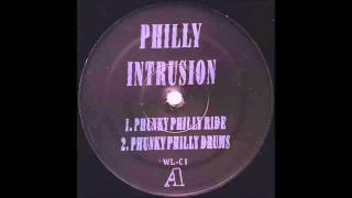 Philly Intrusion - Phunky Philly Drums