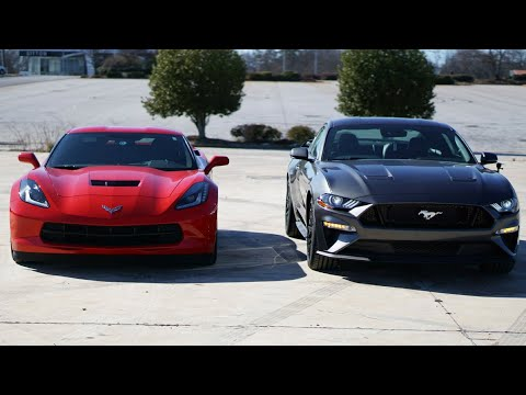 2018 Mustang GT Review! From a Corvette Owner.