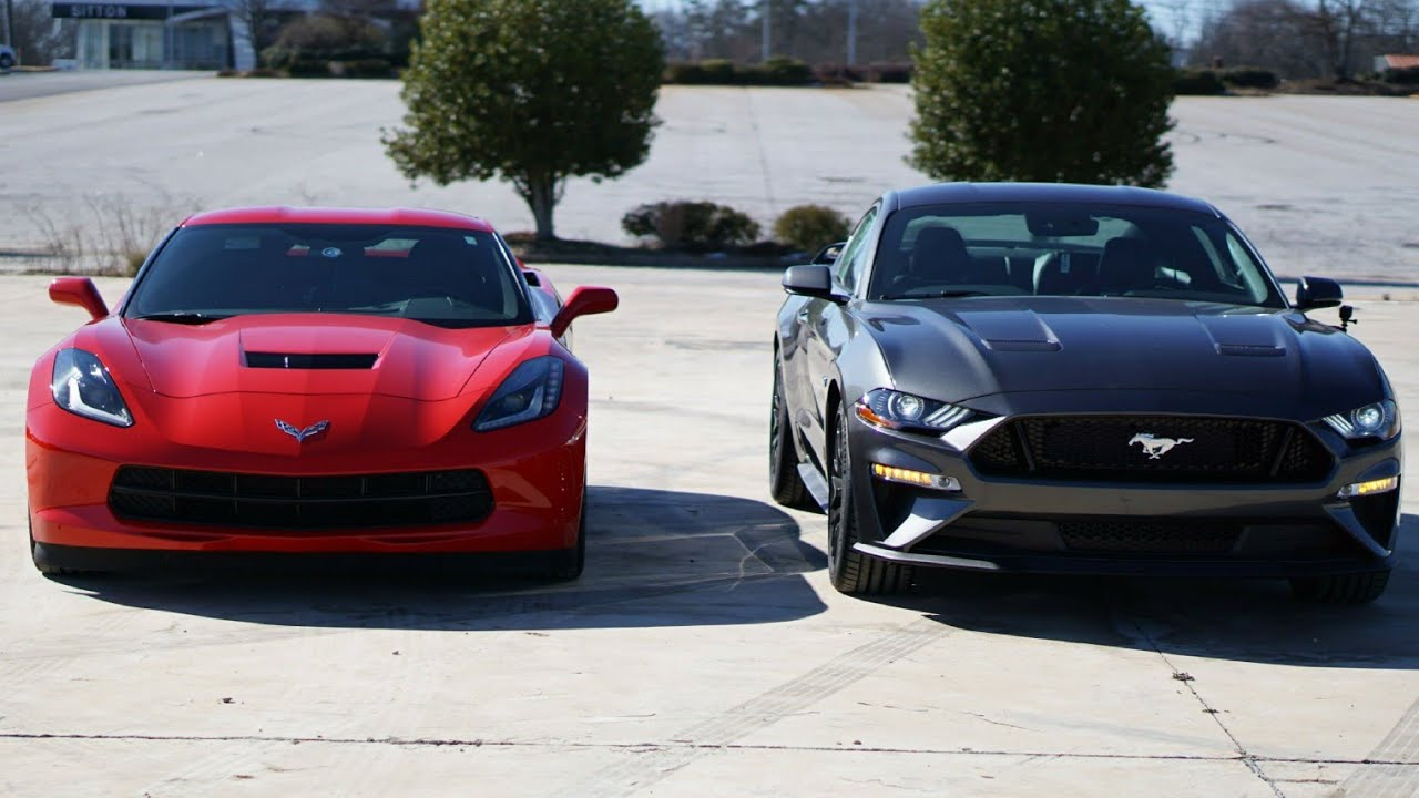 2018 Mustang Gt Review From A Corvette Owner