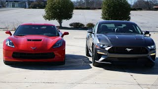 2018 Mustang GT Review! From a Corvette Owner...