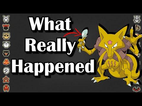 Pokemon Sued: Kadabra VS Uri Geller