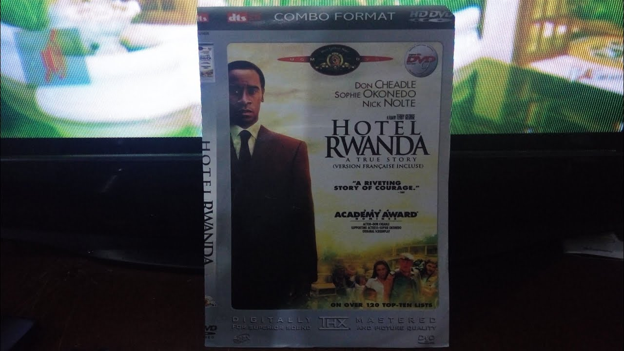 Download Opening to Hotel Rwanda 2005 Bootleg DVD