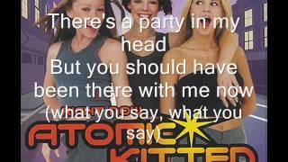 Atomic Kitten - Right now lyrics (1999)