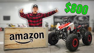 Testing $800 Amazon Quad!! (It gets Destroyed)