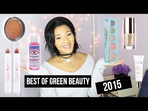 Best of Green Beauty 2015 | Natural, Organic, & Cruelty Free