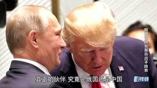 眉山论剑:听到特朗普提出要和中国竞争,我就安心了 thumbnail