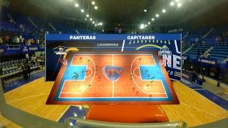 LNBP: 🔥🏀 Capitanes vs Panteras 🏀🔥