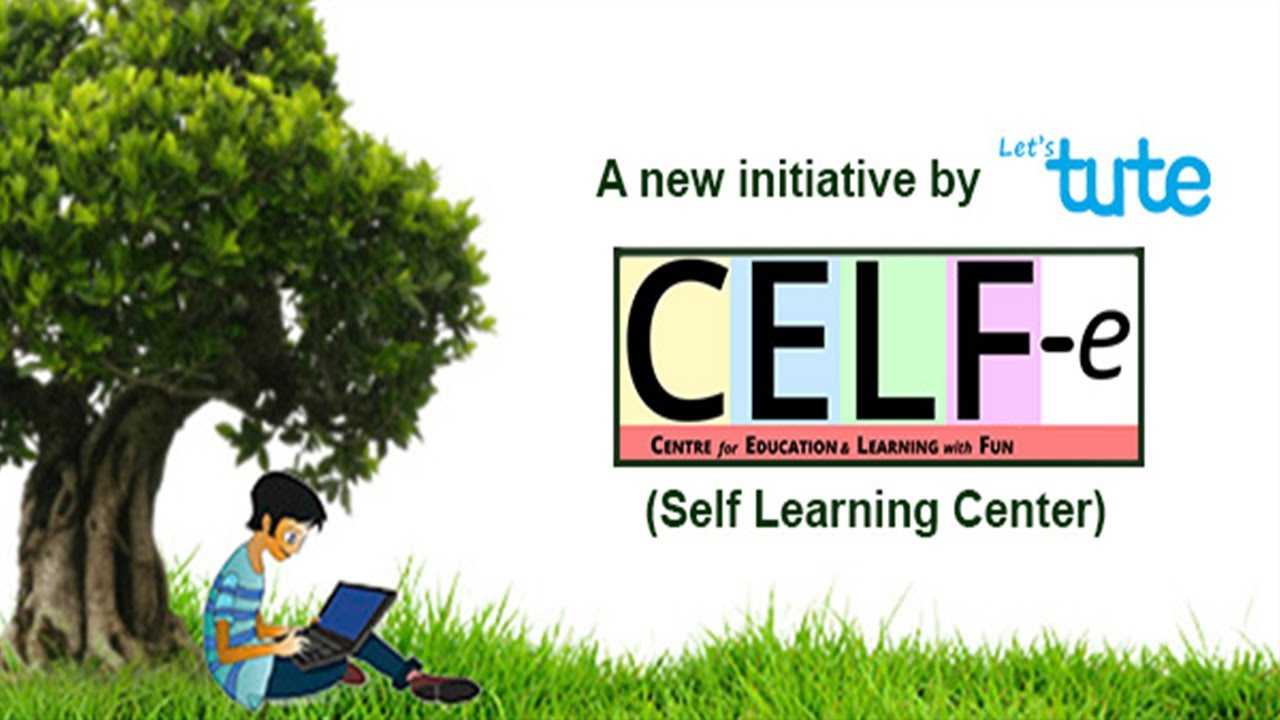 celf e self learning center an initiative by letstute celf e self learning center an initiative by letstute