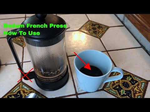 ✅  How To Use Bodum French Press Review