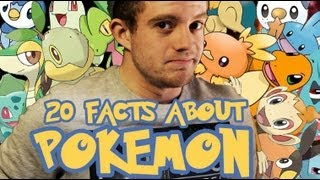 20 Facts/Theories You didnt know About Pokemon | Pokemon X and Y