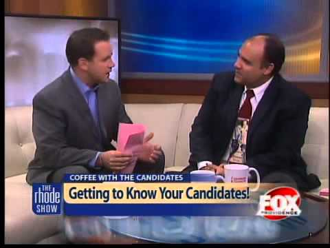 Coffee with the Candidates: Alan Garcia