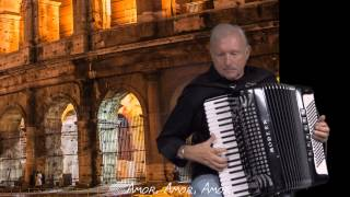 Italian Medley: Quando, Amore, Volare, Sorrento, Lee Terry Meisinger Accordion Aakkordeon Akordeon