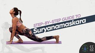 How to perform Surya Namaskara?  Shilpa Shetty Kundra  Simple Soulful App