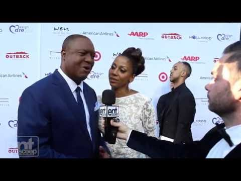 Holly and Rodney Peete Host Star Studded Gala