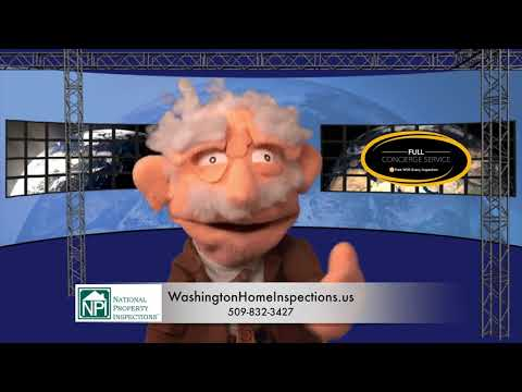 National Property Inspections Tricities: Professor Hans Von Puppet Full Concierge Service