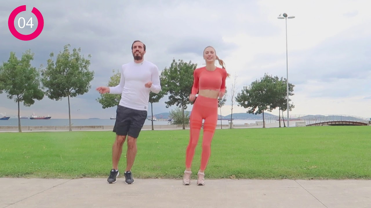 Side to Side Jump Rope