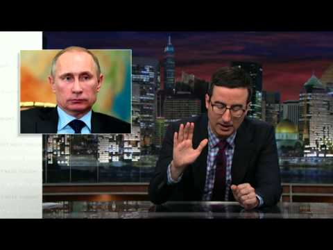 Last Week Tonight - MH17