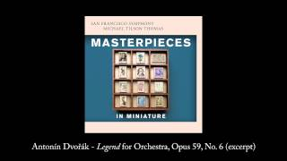 Track 8: Dvořák - Legend for Orchestra, Opus 59, No. 6
