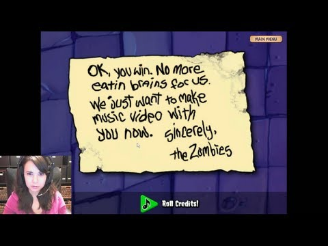 Download PLANTS VS ZOMBIES ENDING MUSIC VIDEO Snapshots