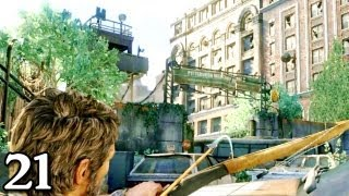 The Last of Us Gameplay #21 - Bow Action   DEBITOR