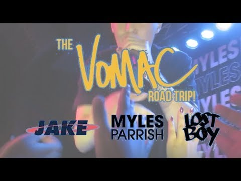 THE VOMAC ROAD TRIP - SANTA ANA 06/18/17