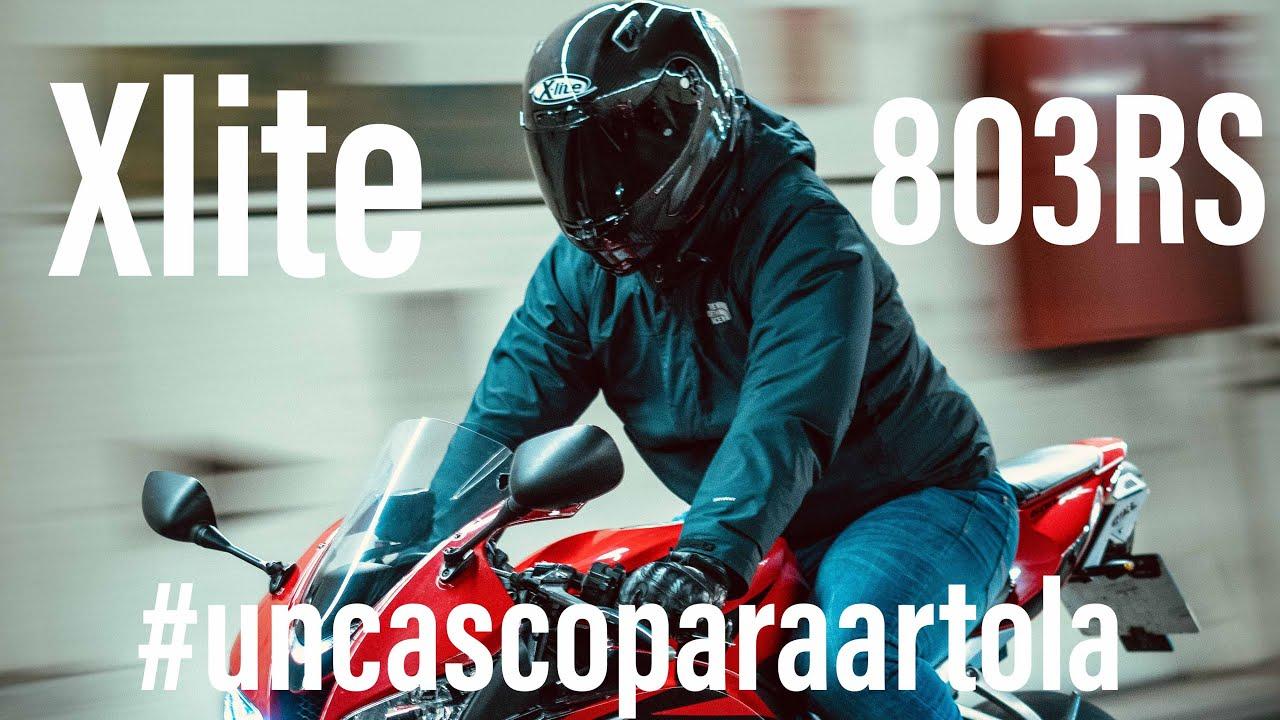 UN CASCO MEGA TOP PARA MI AMIGO / XLITE X803 RS ULTRA CARBON