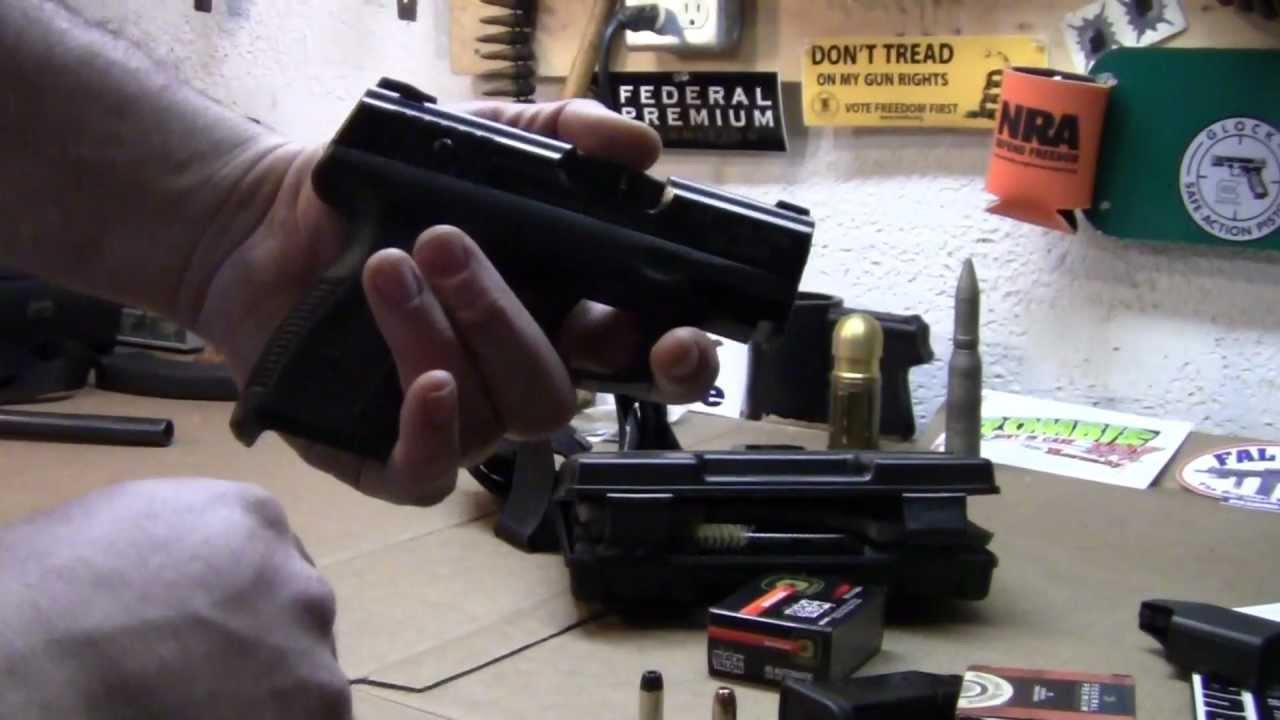 The Taurus PT145 - 45 acp caliber- Great Gun for Concealed Carry ...