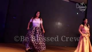 London thumkada wedding Dance Choreography by be blessed crew SurajPrince