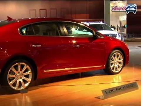 Buick Lacrosse 2009 Detroit Auto Show Edmunds