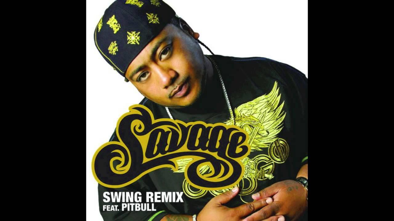 Savage feat. Pitbull - Swing