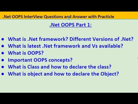 Interview questions and answers for asp net with c# 3 years experience