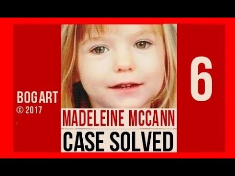 Madeleine McCann. Case Solved  Part 6 of 7 SMITHMAN .