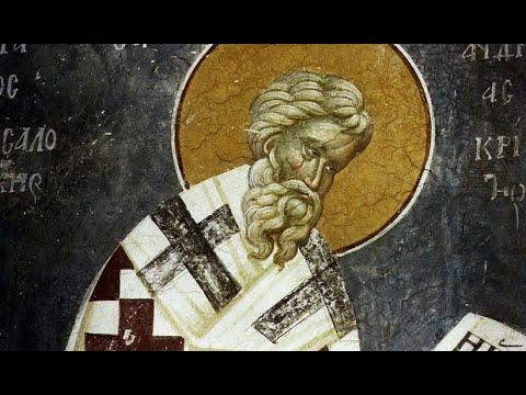 Великое повечерие с чтением канона прп. Андрея Критского. Среда.