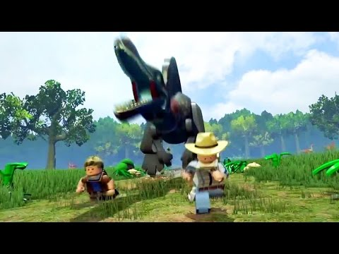LEGO Jurassic Park 3 Pelicula Completa Español