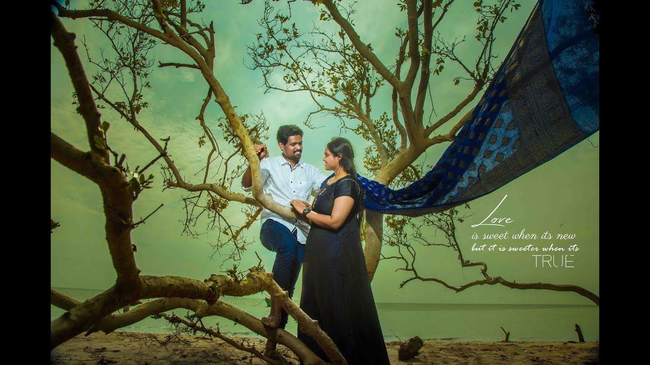Dharmaraj + Nivetha | Outdoor Couple Shoot | Thanjavur Wedding | Siru Nadai | Urumeen