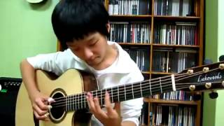 Cyndi Lauper) Time After Time   Sungha Jung Acoustic Tabs Guitar Pro 6