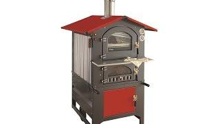 Дровяная печь для хлеба и пиццы - SHELDEM
