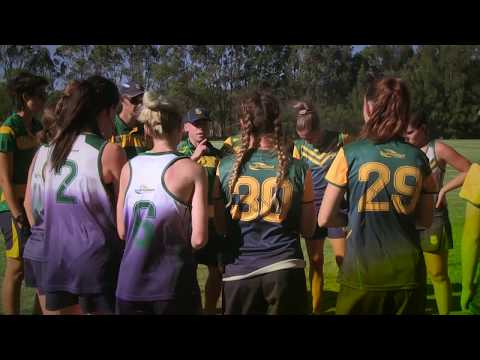 Aussie training camp for Open Trans Tasman 2018