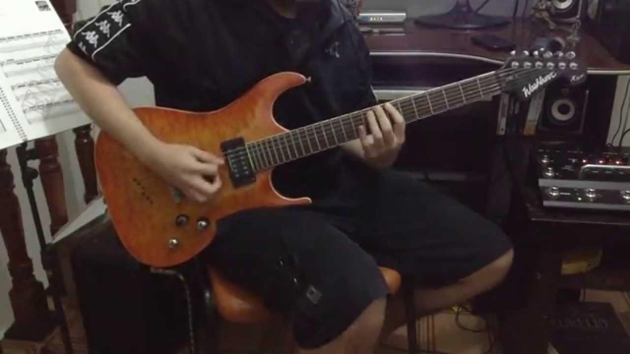 steel panther asian hooker guitar cover youtube. Black Bedroom Furniture Sets. Home Design Ideas