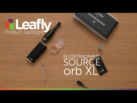 Flosstradamus SOURCE orb XL by Source Vapes - Product Spotlight