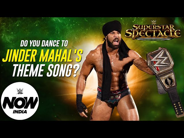 Vince McMahon danced to Jinder Mahal's theme song | Exclusive Interview with Jinder Mahal - Part 2